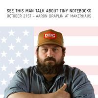 MAKE GOOD SOCIETY W/AARON DRAPLIN