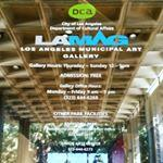 Los Angeles Municipal Art Gallery logo