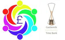 Glasgow Pound Working Group in partnership with Castlemilk Timebank and The People's Bank of Govanhill logo