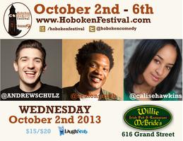 Hoboken Comedy Festival Day 1