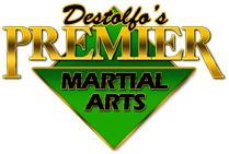 DeStolfo's Premier Martial Arts logo