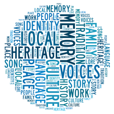 Local Voices logo