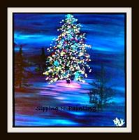 Hampden Sip N' Paint Sun Dec 8th Christmas Tree 4pm...
