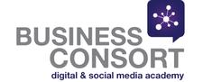 Business Consort - The Digital and Social Media Academy logo