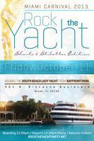 DJ PRETTYNYCE : Rock The Miami Carnival 2013 Yacht...