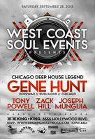 WCS Events wsg. GENE HUNT, TONY POWELL, ZACK HILL and...