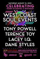 LDW 2013 - Robb's B-Day Jam! wsg. Tony Powell, Terence...