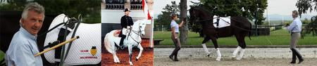 Arthur Kottas In-Hand & Under Saddle Dressage Clinic
