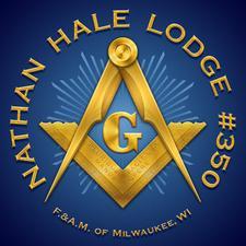 Nathan Hale Lodge #350 logo