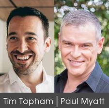 Tim Topham & Paul Myatt logo