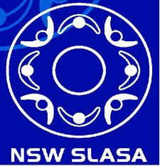 NSW SLASA North logo