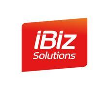 iBiz Solutions & Microsoft logo