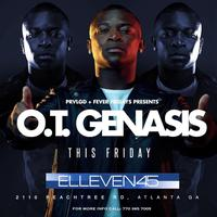 ELLEVEN45 - LADIES FREE ALL NIGHT