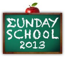 ΣAE Presents Sunday School