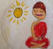 The Dharma Primary School & Nursery logo