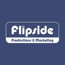 Flipside Productions & Marketing logo