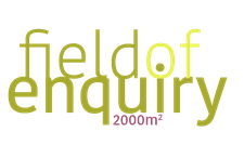 2000m2 - Field of Enquiry workshop programme  logo