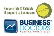 Octagon Technology Ltd & Business Doctors Ltd logo