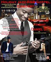 Holiday Jazz-R&B-Gospel Concert