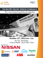 HEC Electric Vehicle Conference