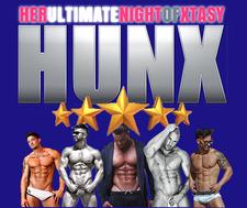 HUNX Europe logo