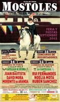 Feria Taurina de Mostoles 2013
