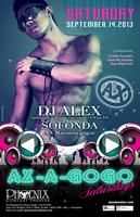 AX-A-GOGO SATURDAYS at the PHOENIX