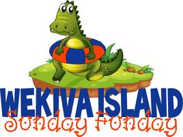 Sunday Funday at Wekiva Island