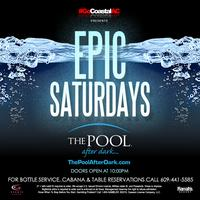 SATURDAY @ HARRAHS POOL AC w/ AK Promotions