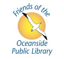 Friends of the Oceanside Public Library logo