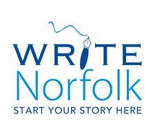 Write Norfolk logo