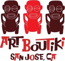 The SLG Art Boutiki logo