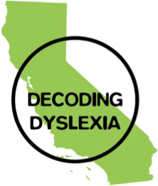 Decoding Dyslexia CA - info@DecodingDyslexiaCA.org logo