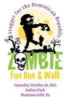 Zombie 5K Fun Run/Walk with Timed Run Option