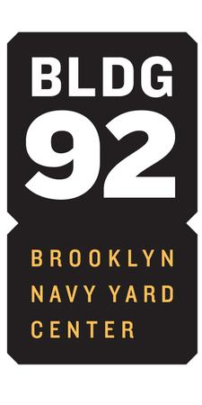 Brooklyn Navy Yard Center at BLDG 92 logo