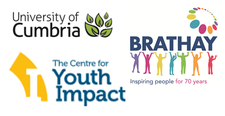 University of Cumbria & Brathay Trust logo