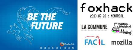 FOXHACK - Firefox OS Hackathon