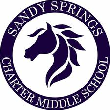 Sandy Springs Charter Middle School PTA logo