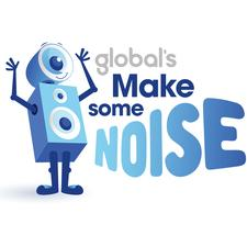 Global's Make Some Noise logo