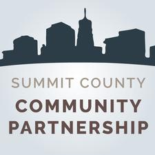 Summit County Community Partnership logo
