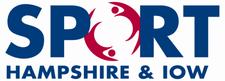 Sport Hampshire & IOW logo