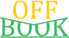 Off Book Theatre logo