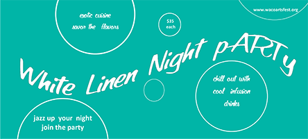 White Linen Night pARTy Benefiting Waco Cultural Arts F...