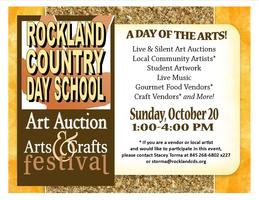 Rockland Country Day School FALL ART FESTIVAL