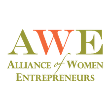 Alliance of Women Entrepreneurs (AWE) logo