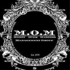 M.O.M. Management  logo