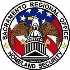 Sacramento Regional Office of Homeland Security (UASI) logo