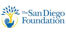 The San Diego Foundation logo