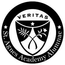 St. Agnes Academy Alumnae Association logo
