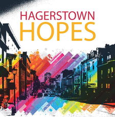 Hagerstown Hopes logo